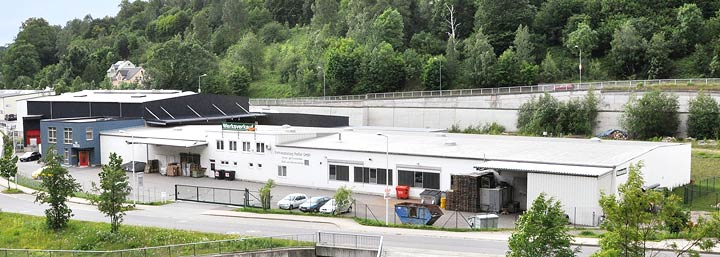Drahtverarbeitung Preißler GmbH - our production facility, warehouse and office building